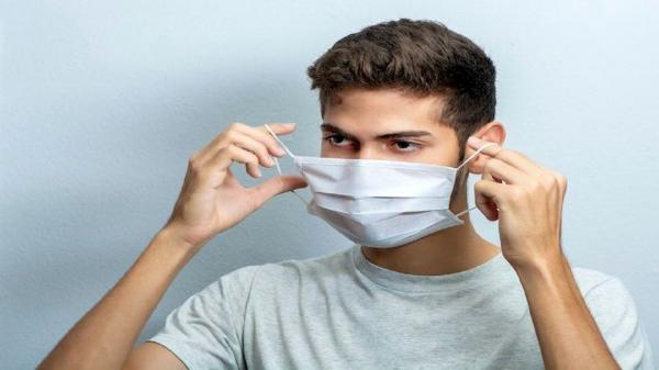 توصیه جدید درباره ماسک زدن