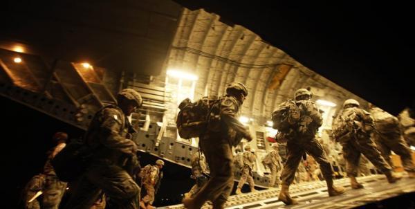 سنتکام: خروج نیروهای آمریکایی از افغانستان بیش از 50 درصد تکمیل شده است