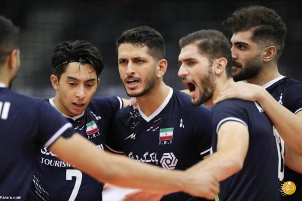 تور تایلند ارزان: روز و ساعت بازی والیبال ایران - تایلند