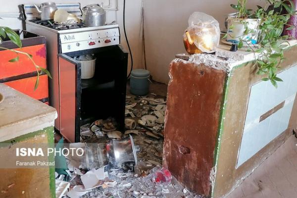 زلزله قوچان 23 مصدوم در پی داشت