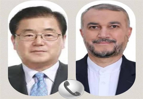 تأکید امیرعبداللهیان بر ضرورت آزادسازی فوری منابع اقتصادی ایران در کره جنوبی